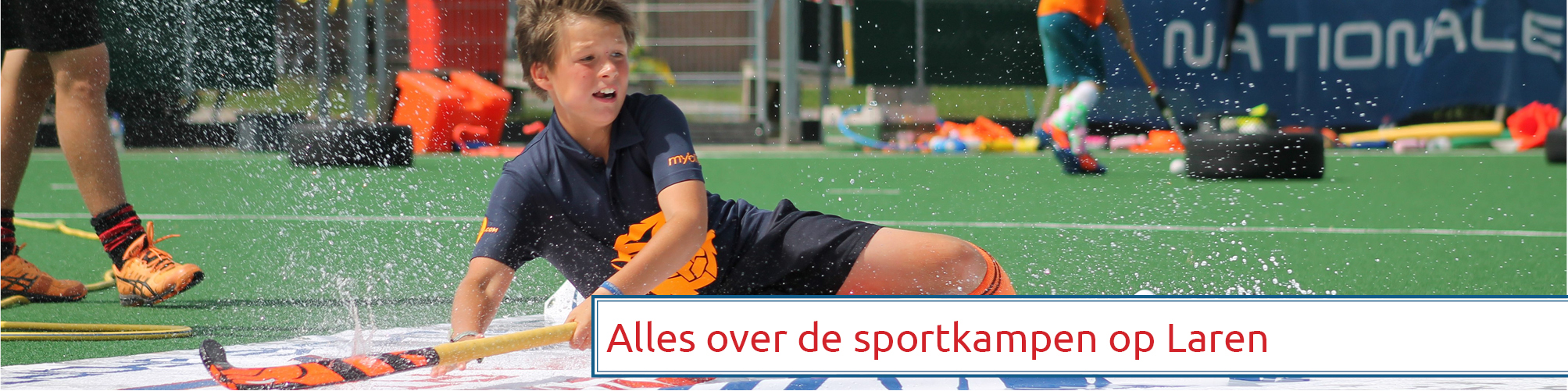 Nationale Sportkampen op Laren